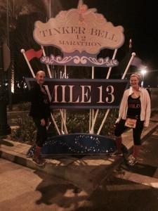 tinkerbell half mile 13