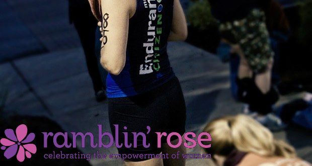 ramblin rose