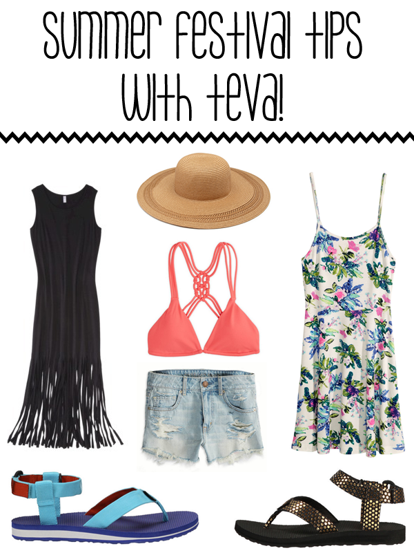 summer music festival tips teva