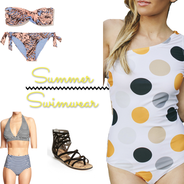 summer swimwear bathing suits