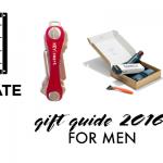 gift guide 2016: for men