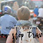 how to survive non-stop travel