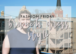 fashion friday brunch dress style