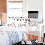 types of remote jobs that let you work from home