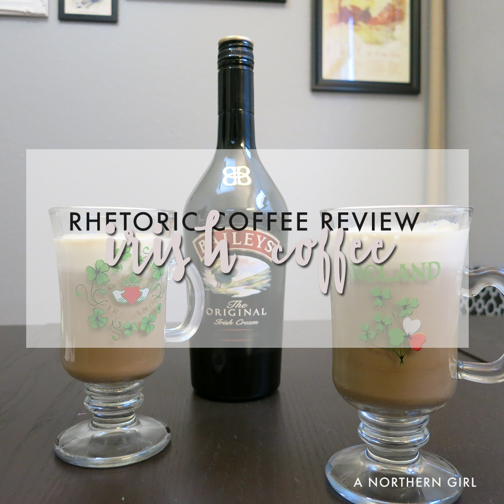 Rhetoric Coffee Irish Whiskey