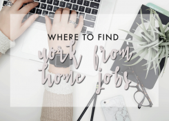 where to find work from home jobs, remote jobs
