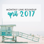 monthly roundup no. 1
