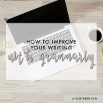 how to improve your writing with grammarly