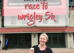 race to wrigley 5k recap