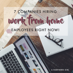 7 companies hiring work from home employees right now