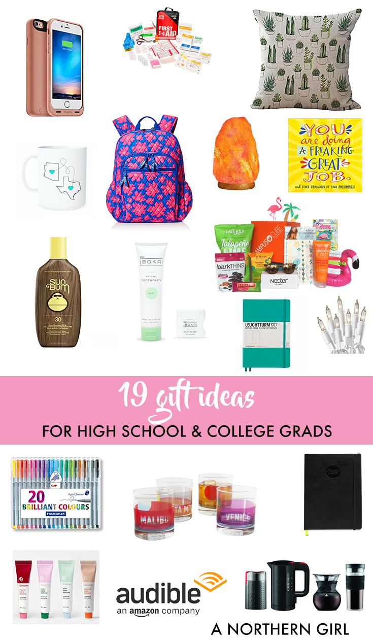 gift guide for graduates