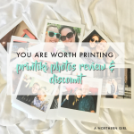 you are worth printing | printiki review & discount code