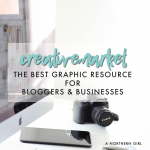why creativemarket is the best resource for bloggers and businesses