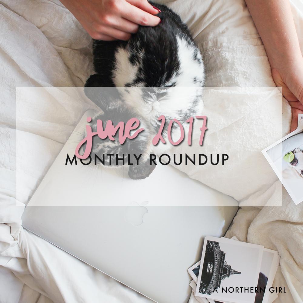 monthly roundup no. 3: june 2017