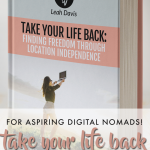 become location independent: Take Your Life Back book review