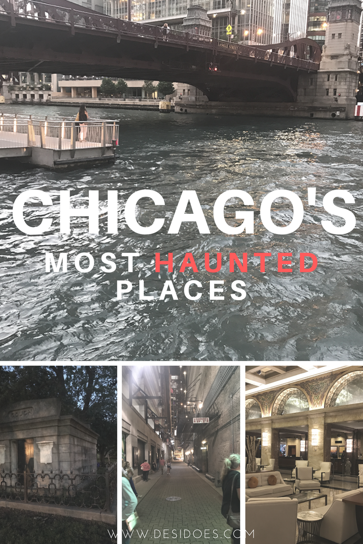 chicago's most haunted places