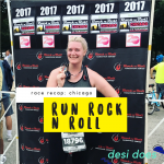 run rock 'n roll chicago: the WORST race I've ever run.