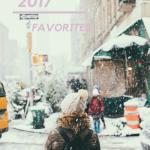 winter favorites 2017