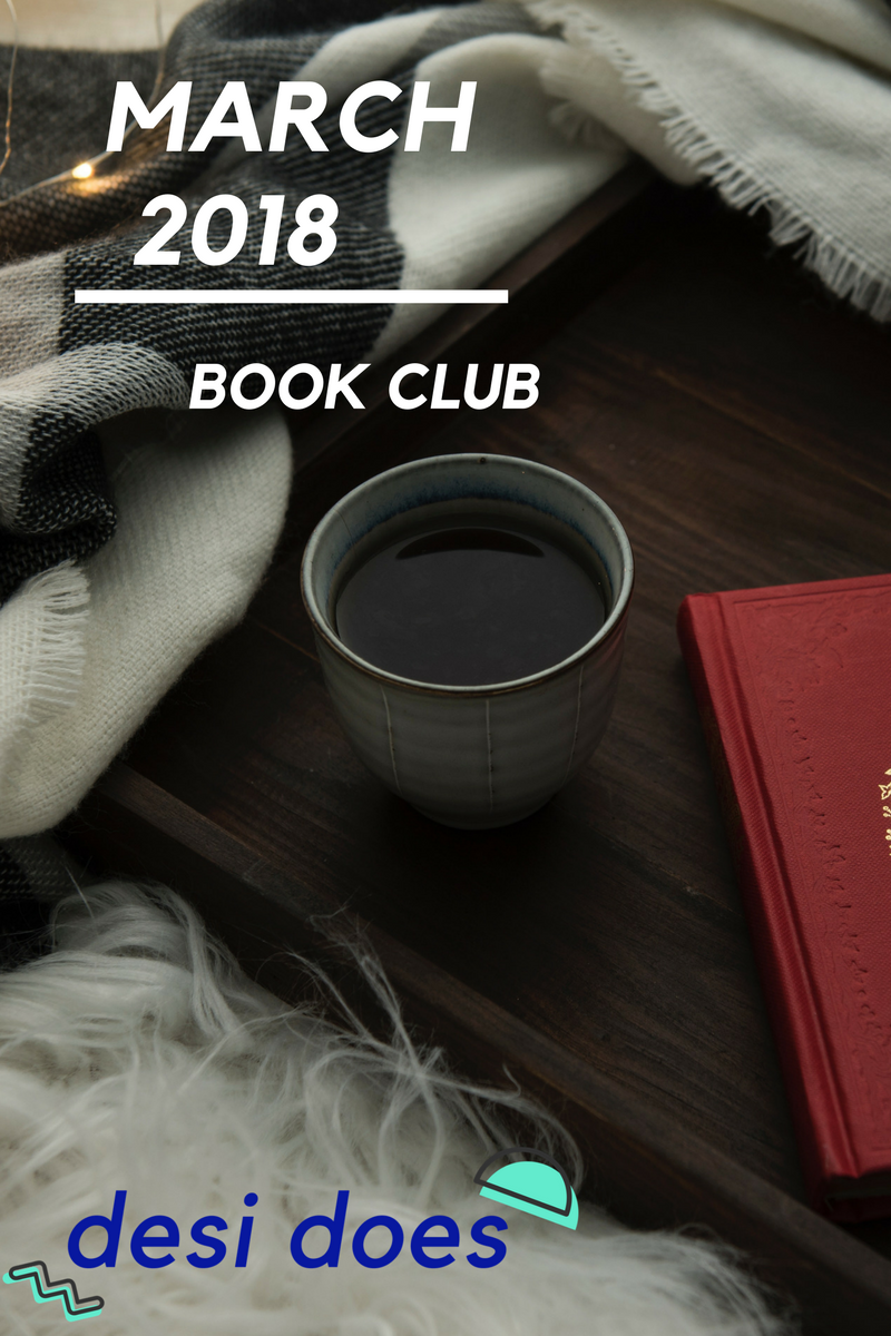 march 2018 book reviews