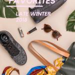 spring favorites 2018