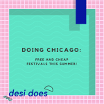 doing Chicago: cheap and free music festivals