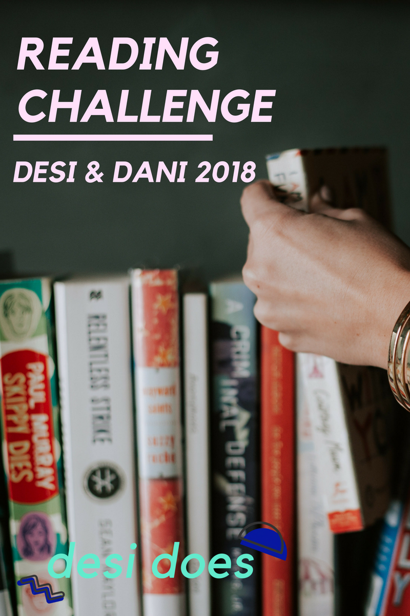 2018 reading challenge