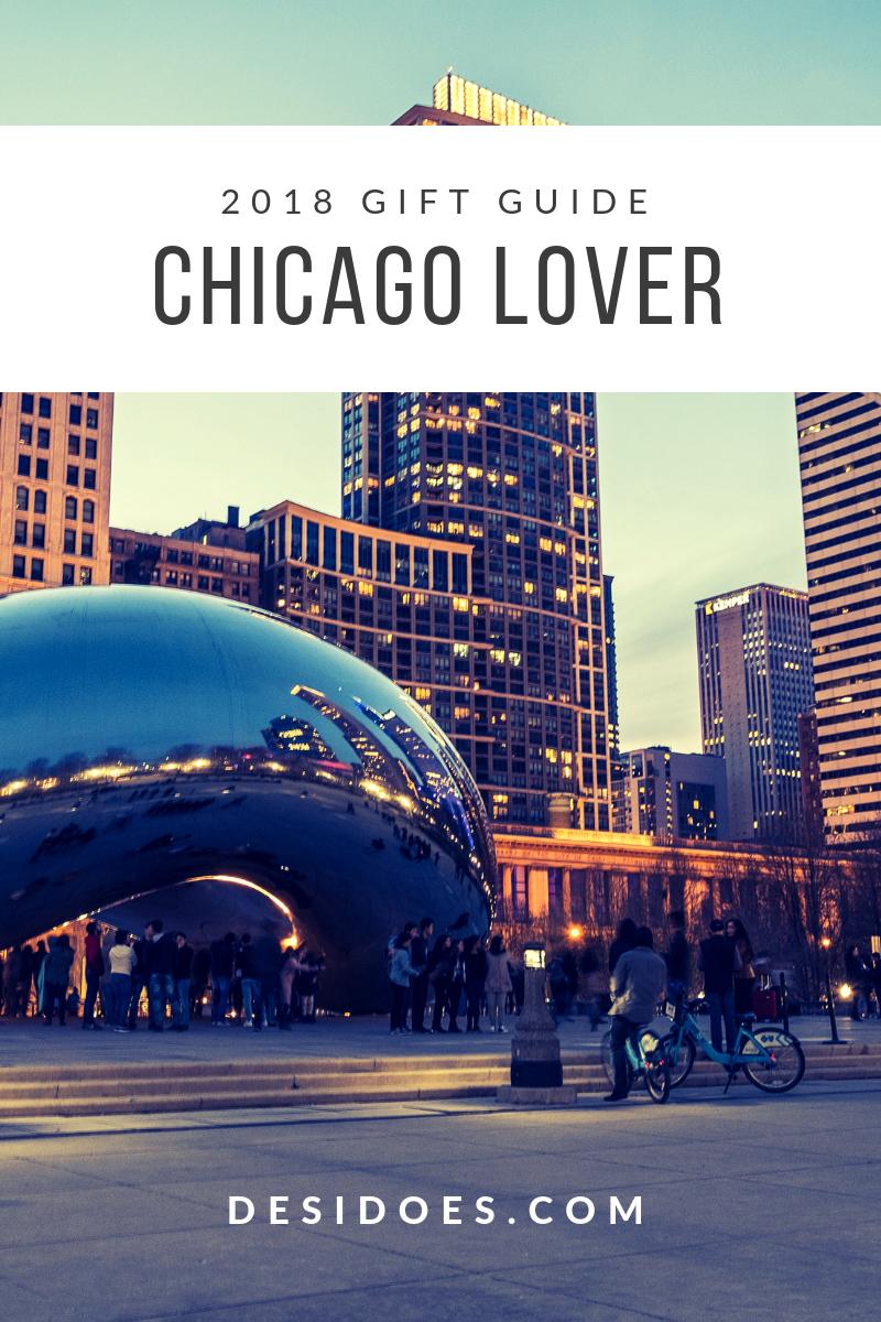 2018 gift guide: Chicago lover