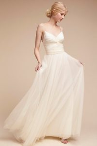 BHLDN Willowby Tinsley dress plus size
