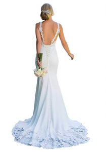 plus size wedding dress amazon