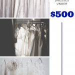 affordable plus size wedding dresses under $500
