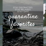 quarantine faves: september 2020